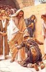 Leper healing