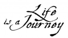 Life is a journey-1